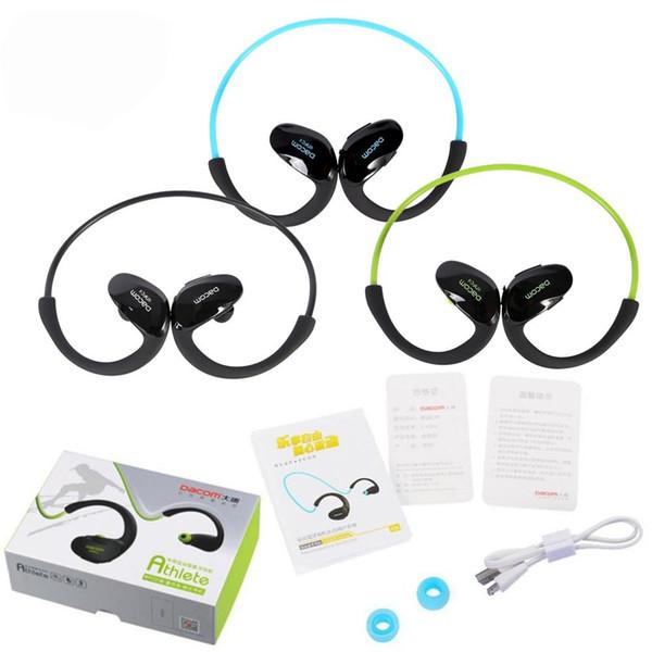 Bluetooth-гарнитура Dacom Athlete Беспроводные спортивные наушники без наушников стереофонические наушники Fone De Ovido с микрофоном NFC