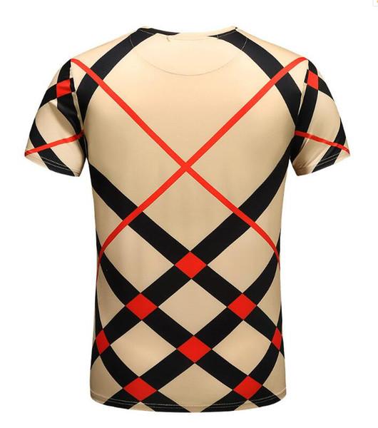 Cuello Camiseta Corta De 18 Con Hombres Manga Redondo De Compre Para 4EwZdnWEq