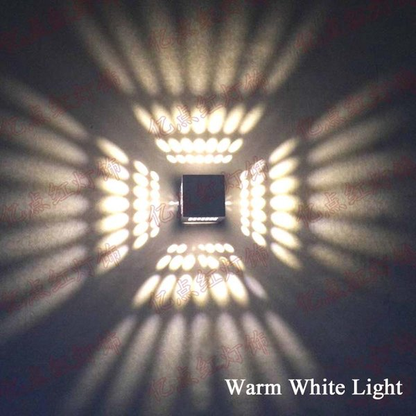 1W 따뜻한 흰색 빛