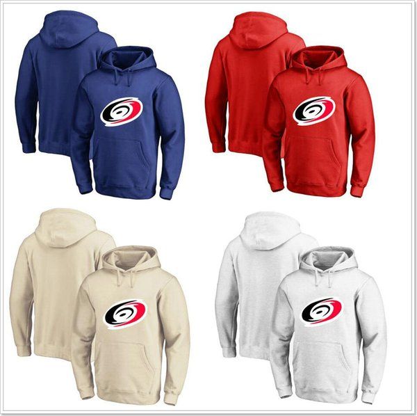 New 2019 Carolina Hurricanes Mens Vintage Blank Ice Hockey Shirts Uniforms  Sweaters Hoodies Stitched Embroidery Sports Jerseys On Sale Canada 2019