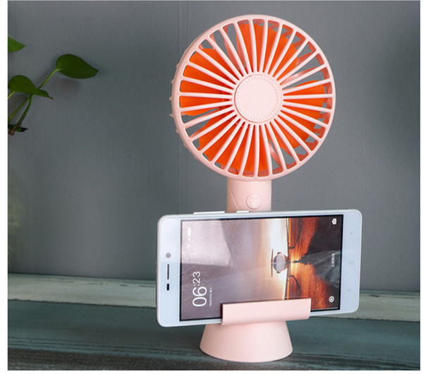 Portable Mini Air Condition USB Rechargeable Cooling Fan For Home Office Travel Handheld Micro Cooler Gift