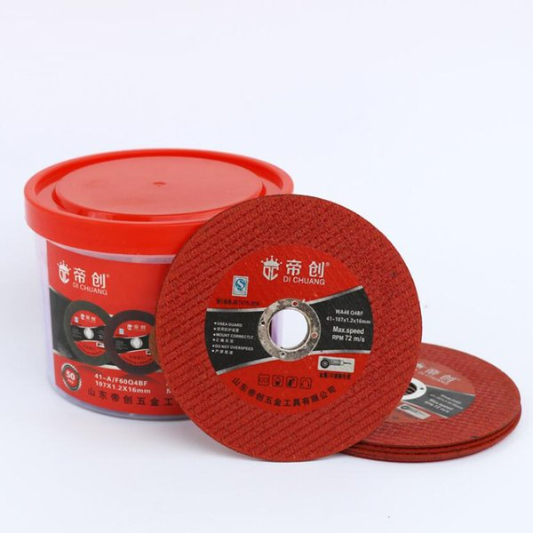 best selling New High Quality resin double mesh stainless steel electric grinder cutting and polishing sheet 4 inch ultra-thin grinding steel tube saw bl