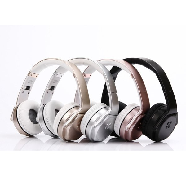 SODO MH3 NFC 2in1 Twist-out Altavoz Auriculares Bluetooth con Radio FM / AUX / TF Tarjeta MP3 Deportes Auriculares Mágicos Inalámbricos DHL Gratis