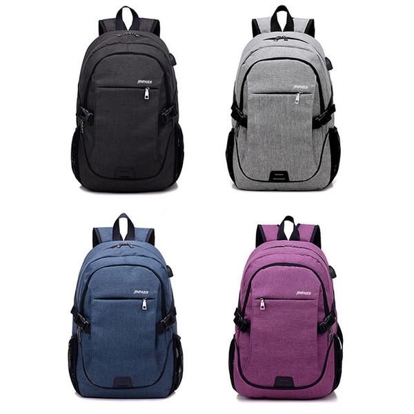 2018 New Men Women USB Shoulder Messenger Bag High capacity Male Outdoor Sports Running Travel Waterproof Training Bags