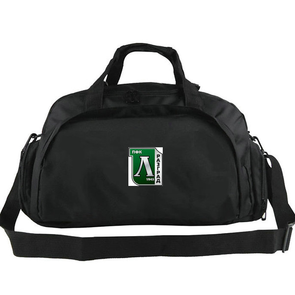 Ludogorets Razgrad duffel bag Strong club tote Gym player backpack Football luggage Exercise shoulder duffle Outdoor sling pack