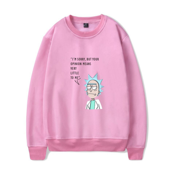d58c0ba20 2018 Fashion Plus Size Cotton Hoodies Amp Sweatshirts Rick And Morty Hooded  Men Women Clothing Hip Hop Streetwear Tops Plus Size 4xl From Synthetic, ...