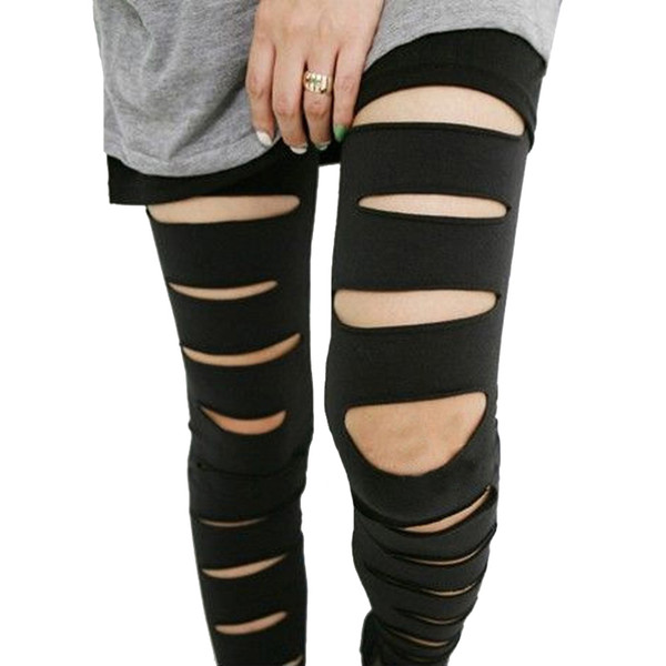 Casual Hollow Out Push Up Leggings Women Hole Leggins Solid Black Pants Sexy Elastic Sportwear Solid Color Fitness Clothing Hot Sale Ladies leggings, solid style,free size, high quality,cotton and polyester material,comfortable and soft.Fashion new design.super stretch, gray, black colors.
