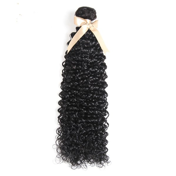 001 9a feixes 8-28 polegada brasileira virgem remy cabelo humano yaki jerry onda cor 1b preto