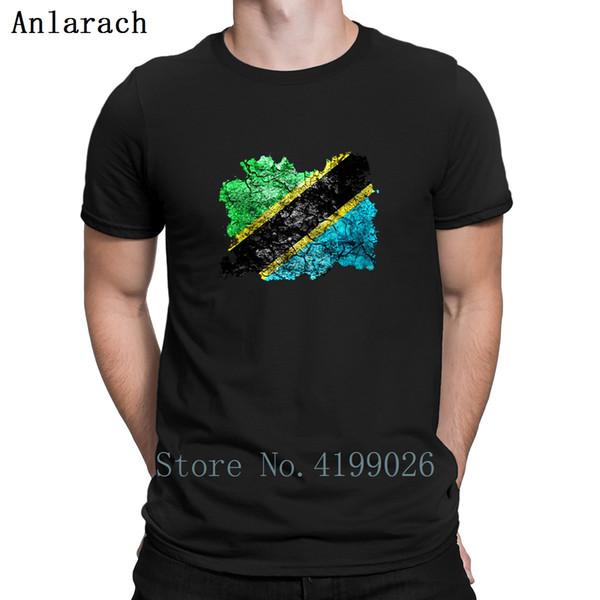 T-shirt pour enfant texte Tanzanie
