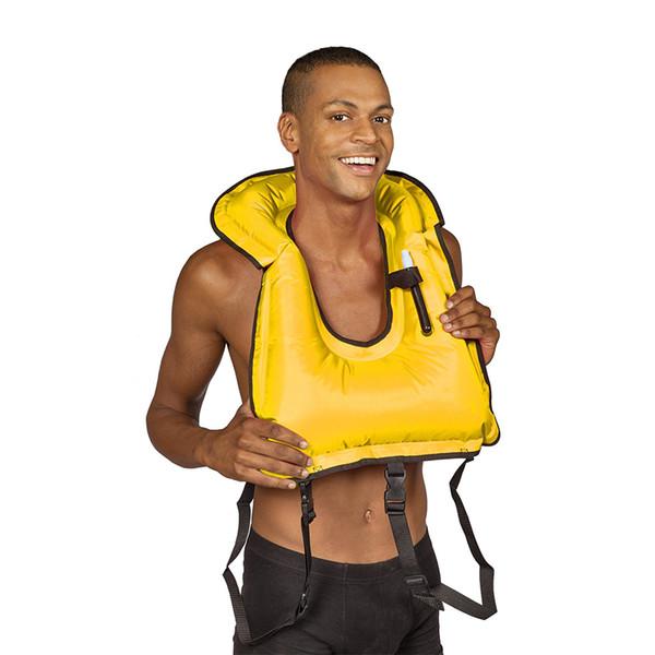 Adulto colete salva-vidas colete para crianças inflável natação vida colete de surf flutuante swimwear snorkelling jaquetas de barco