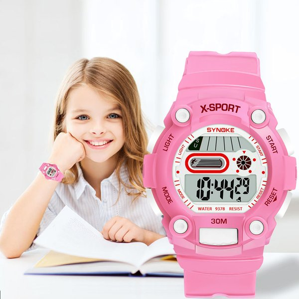 Sport Kids Watches Alarm Chrono Led Digital Wristwatches Children Clock 30m Waterproof Timer Watch For Boy Girl Online Wrist Watch Best Wrist Watch