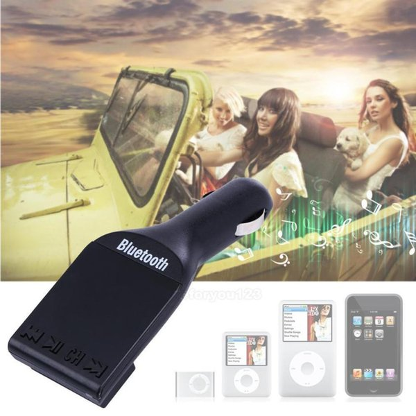 Car Kit MP3 Player Handsfree Wireless Bluetooth FM Transmitter LCD USB Charger Perfect Fashion Design @111