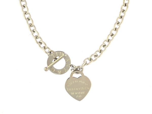 Bolt Runde Tag Charme Fleur de Lis Schlüssel Anhänger Silber 925 Anhänger Halsketten Armbänder Ringe Charme