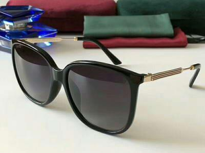 3845S Square Pilot Sunglasses Gold Black Metal Frame Grey Shades Sonnenbrille Luxury Designer Sunglasses glasses size 57/18/140 with box