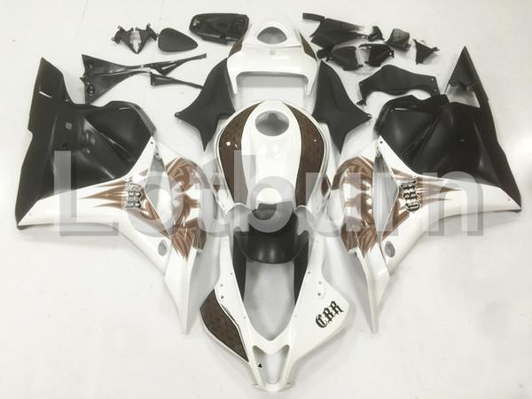 Plastic Fairing Kit Fit For Honda CBR600RR CBR600 CBR 600 2009-2012 09 10 11 12 F5 Fairings Set Custom Made Motorcycle Bodywork