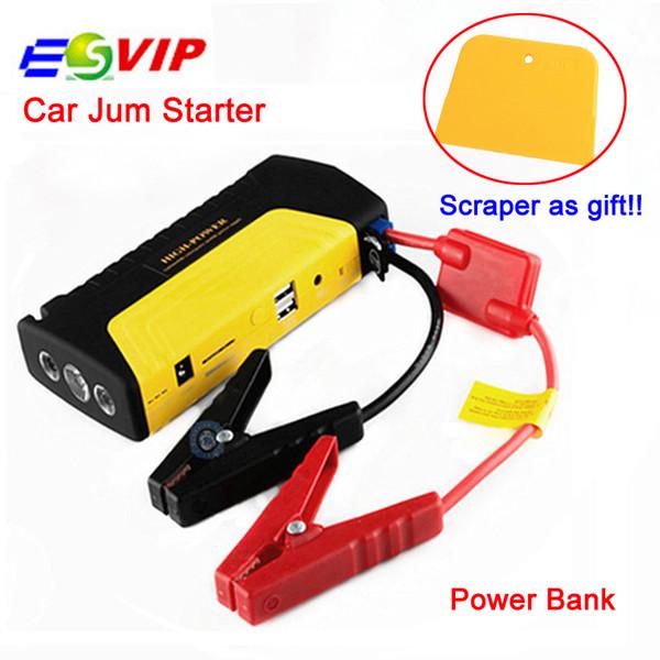 Mini Car jump 12V starter engine car jump starter emergency power bank charger for Mobile Phones Laptops