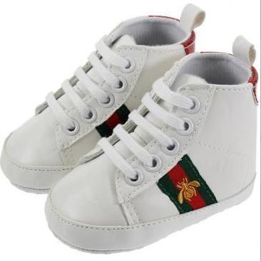 Vente Au Détail Enfants Bas Fond Sneakers Chaussures Mode Bébés Garçons Filles Premiers Marcheurs Bébé Intérieur Antidérapant Enfant Casual Chaussures