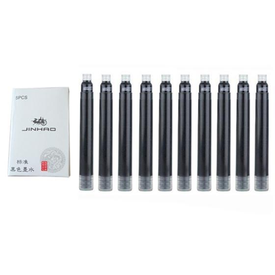 NUEVO 10 piezas de tinta JINHAO X450 longitud 5.2cm