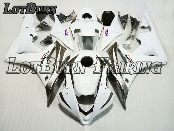 High Quality ABS Plastic Fit For Honda CBR600RR CBR600 CBR 600 RR F5 2007 2008 07 08 Moto Custom Made Motorcycle Fairing Kit Bodywork 01