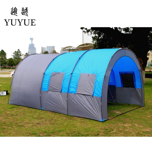 Four Season 5-8 Person Big Camping Tents Outdoor Camping Party Tent Outdoor Tent Events For Family Hiking Tents Waterproof