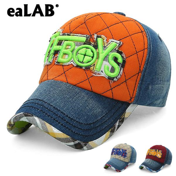 SNP Baseball Cap For Children Boy Hat Full Cap Girl Sport Letter Embroidery Nonage Solid Visor Caps Bones Baseball Hats