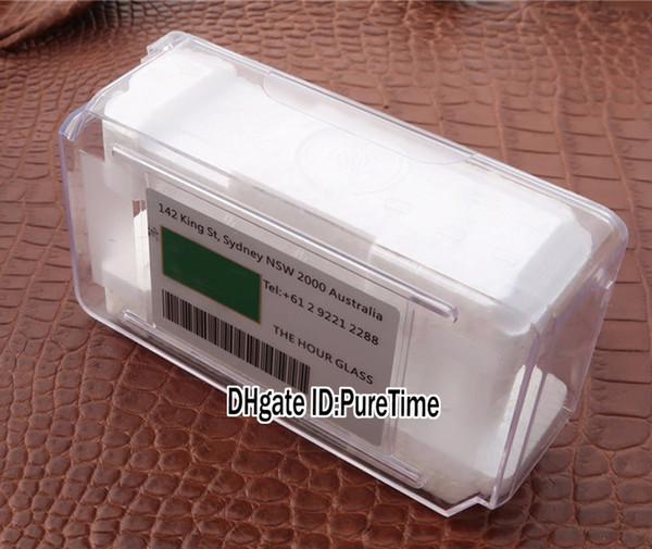 Watch + Embalagem para lojas especializadas