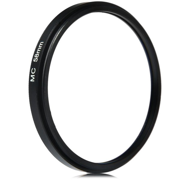 58mm MC UV Camera Multi Coated Ultra-violet Filter Protector for Sony Canon Pentax