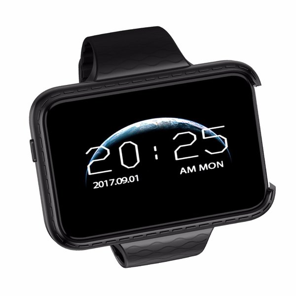 New Smart Watch Bluetooth Connected Phone Support SIM Card Pedometer Driving Recorder Smartwatch Men Wristwatch MP3 MP4 Music