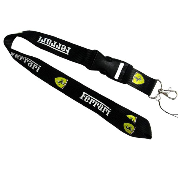 Lanyard With silver hook Multi Colors for keys phone ID cards
