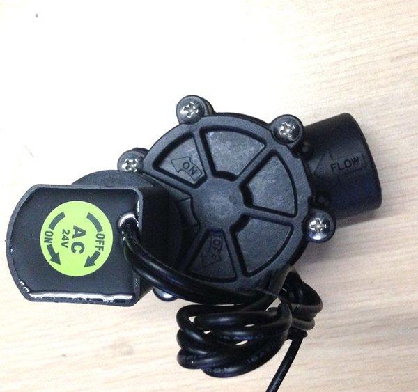 sale zanchen irrigation system 075d 3/4 inch in-line irrigation valve sprinkler valves solenoid