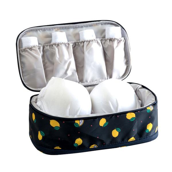 Bra Underwear Travel Bags Suitcase Organizer Women Travel Bags Luggage Organizer For Lingerie Makeup Toiletry Wash Pouch