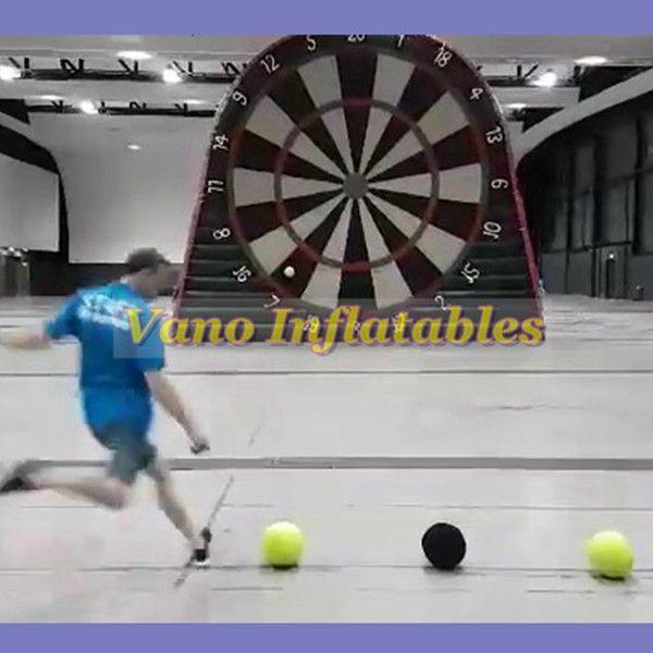 Grosshandel Aufblasbare Fussball Darts Hohe Qualitat 3 Mt 4 Mt 5 Mt 6 Mt Aufblasbare Dartscheibe Fuss Darts Fur Verkauf Mit Geblase Kostenloser Versand
