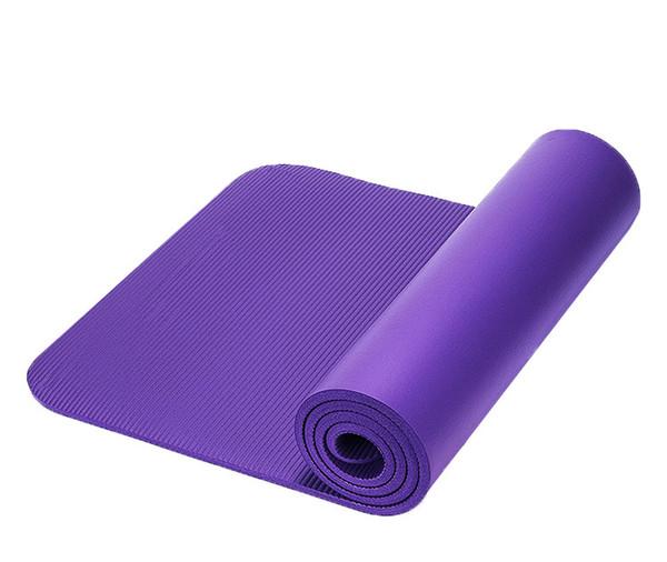 2019 2016 New Yoga Mats Fitness Environmental Tasteless Fitness Yoga Gym Exercise Mats From Annuum 38 16 Dhgate Com
