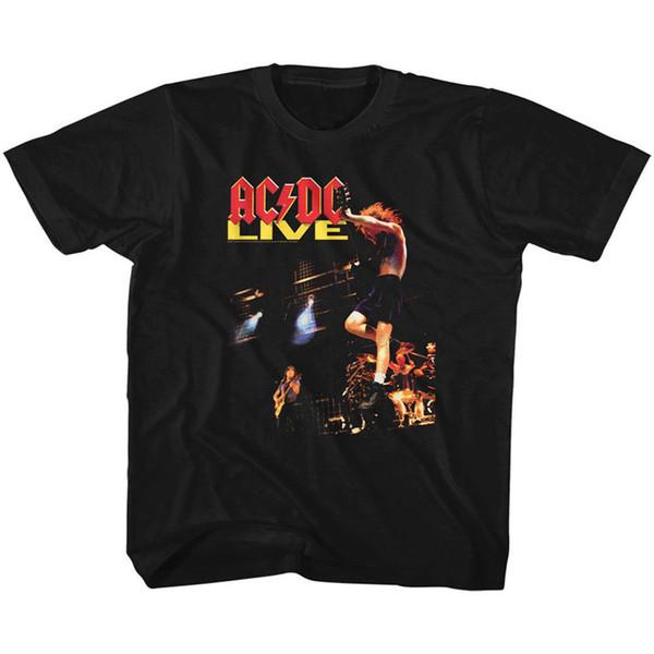 am besten bewerteten neuesten viel rabatt genießen Online bestellen Großhandel Kleidung Tops Hipster Mode AC / DC Herren Acdc Live T Shirt Von  Teevotshirts41, $12.7 Auf De.Dhgate.Com   Dhgate