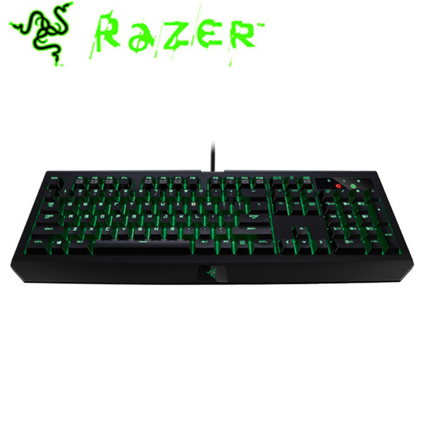 83c6f15a2ae Razer BlackWidow Ultimate Stealth 2016 Mechanical Keyboard Wired Gaming  Durable Keyboards Orange Switch Dynamic Lighting Button
