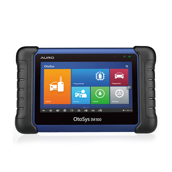 Linkobd Auro diag OtoSys IM100 Auto Key Programming Diagnostic Tool Support All System Diagnoses Wifi Online Update