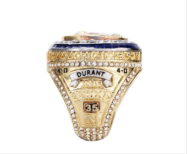 Мужская мода спортивные украшения 2017 № 35 D U R A N T чемпионат кольцо болельщики сувенир подарок США размер 8-14#