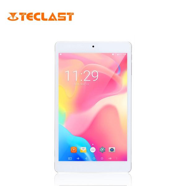 Teclast P80 Pro 8 inç Tablet PC Android 7.0 MTK8163 Dört Çekirdekli 1.3 GHz 2 GB RAM 32 GB ROM Çift WiFi Çift Kameralar 1920 * 1200 GPS HDMI
