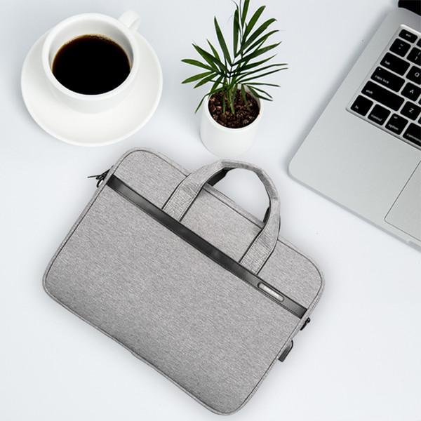 KINGSONS 2018 New Brand Case For Laptop 14 15 Inches Messenger Handbag Sleeve Bag For Business Travel
