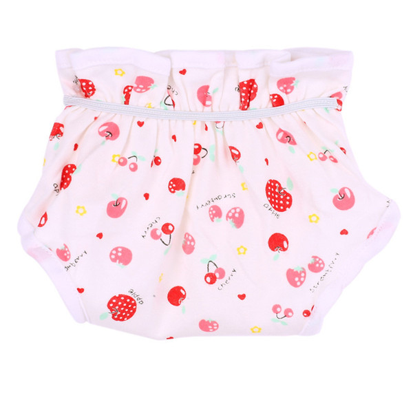 Summer Breathable Reusable Infant Nappy Cotton Cloth Diapers Baby Training Diaper Pants Baby Washable Adjustable Nappies Diapers