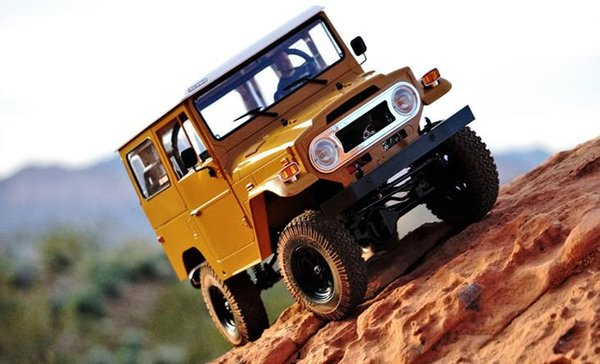RC8WD 1/10 RC Performance RTR FJ40 4x4 CRUISER BODY Toyota TRUCK KITS  Unassembled For 6x6 8x8 Remote Controlled Ride On Car Best Radio Controlled  Car