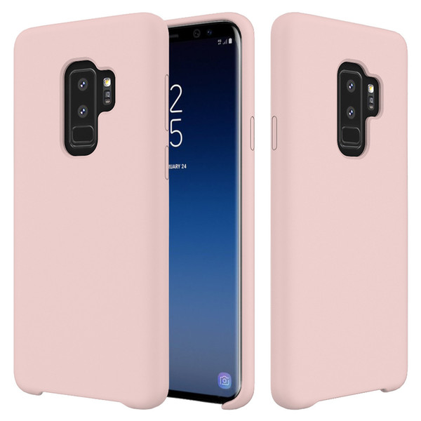 finest selection 5537a 421e3 Luxury Official Silicone Case For LG K10 2018 K30 Phoenix Plus X410AS  Premier Pro LTE Harmony 2 Cover Phone Back Cases With Retail Box Western  Cell ...