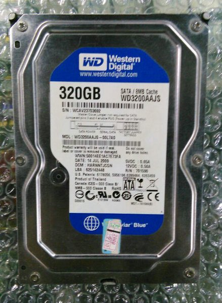 top popular 100% Tested Work Perfect for Original WD WD3200AAJS 320G 7200 SATAII 3Gb s 2019