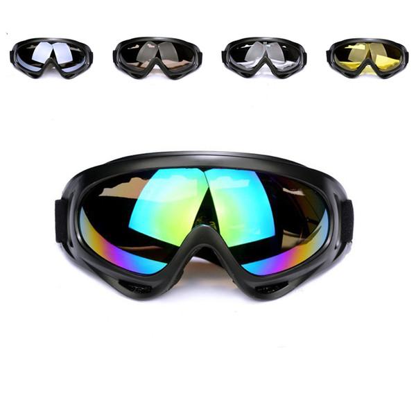 Tactiques de terrain de mode Verres de contrôle de sable coupe-vent être applicables motos vélos bicyclettes ski alpinisme et autres sports de plein air utiliser