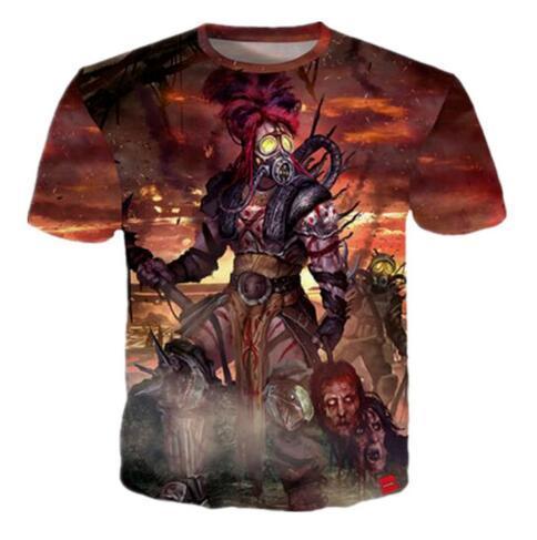 New Fashion Women/Men 3D Print Cartoon Funny T Shirt Quick Dry Comfortable Tops Summer Hip Hop Streetwear Clothing Tees Plus Size