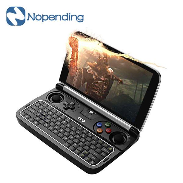 Original GPD WIN 2 Gamepad Tablet PC Intel Core m3-7Y30 Quad Core 6.0 Polegada 1280 * 720 do Windows 10 8 GB / 128 GB SSD Gamepad Game Player