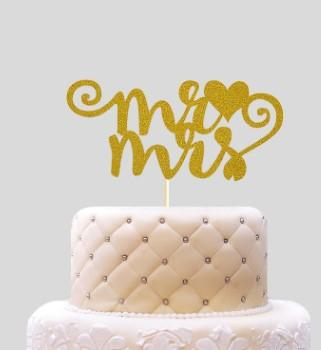 Grosshandel Hochzeitsprodukte Hochzeit Kuchen Zuschnitte Mr Und Mrs