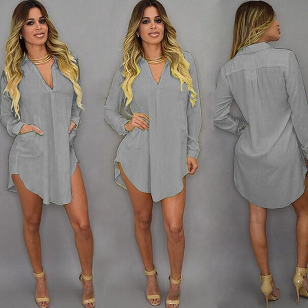 Modelos de vestidos casuales en franela