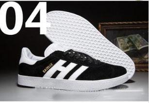 2018 hot Original Gazelle Vintage Casual Lovers Shoes Campus Pop Girl and Boy GAZELLE OG Flat Superstar Casual Sneakers