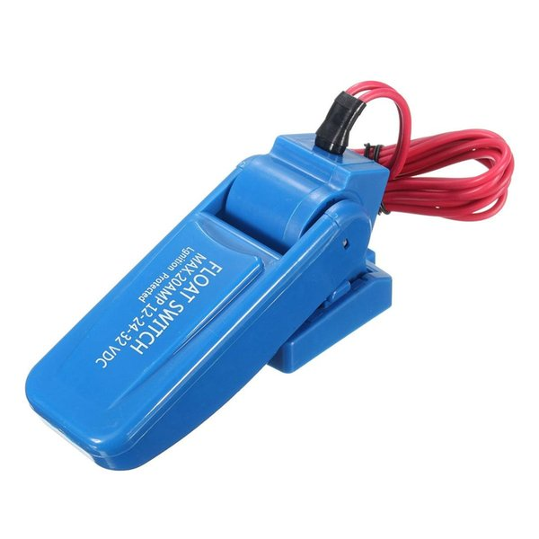Automatic Electric Water Pump Floating Ball Switch DC Bilge Pump Switch